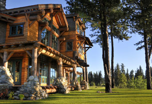 idaho luxury homes