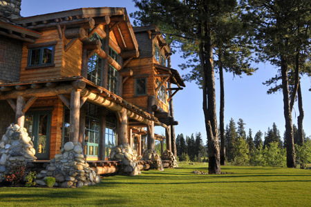 McCall Idaho Private Gated Community