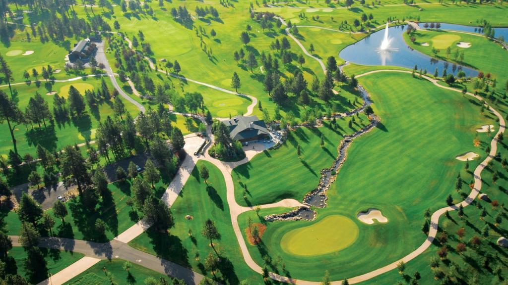 Whitetail Club Golf