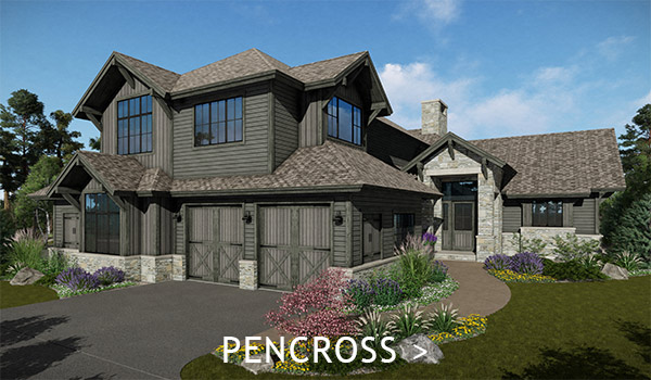 Pencross Townhome McCall Idaho Private Community