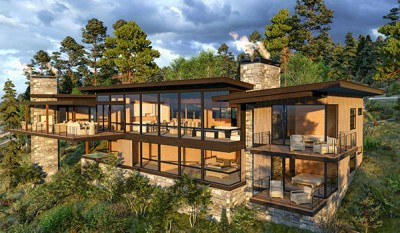 Highlands Design Home