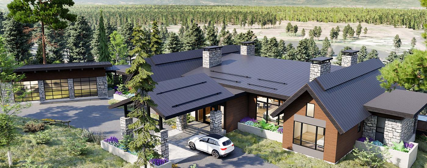 Birch Design Build Home