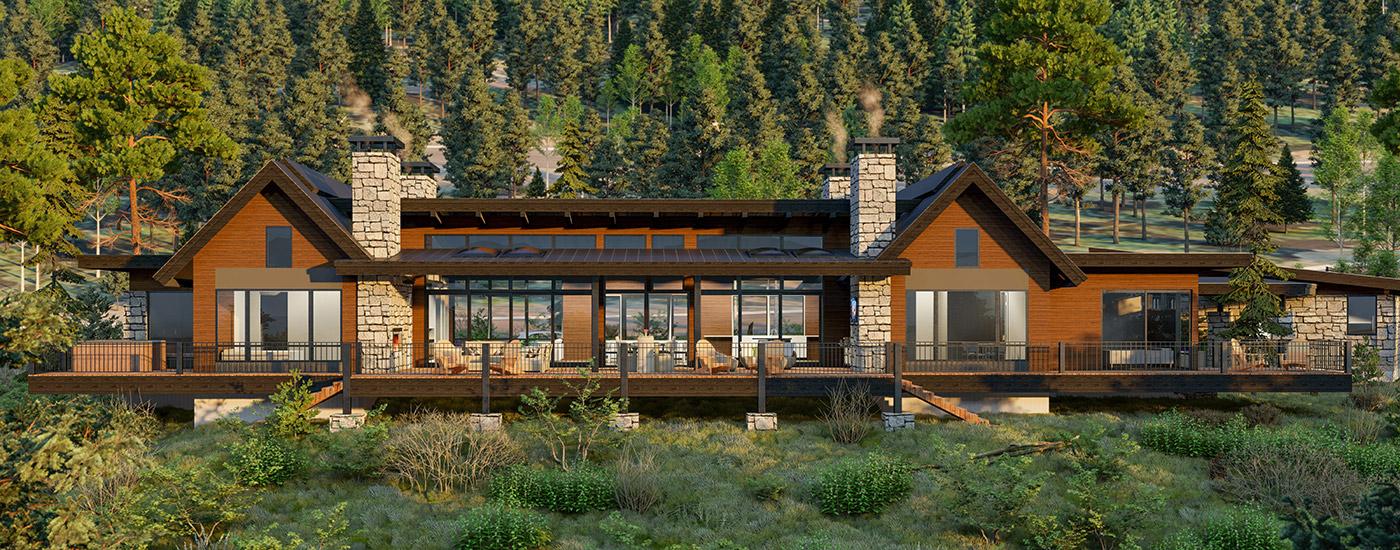 Birch Custom Design Build Home