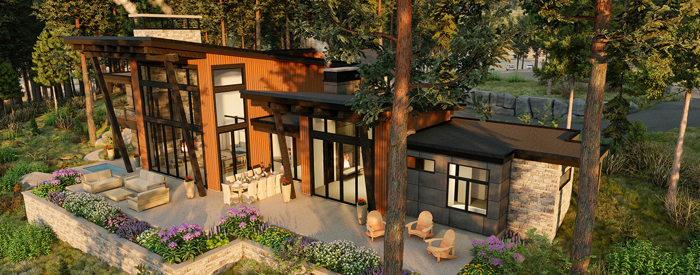 Foothills Custom Design Home