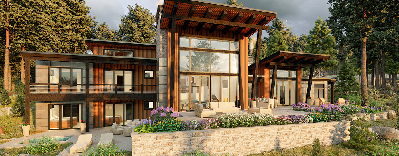 Foothills Custom Design Homes