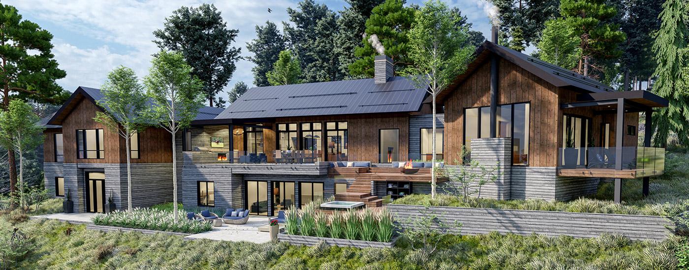 Mountain Time Design Home