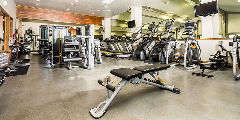 Whitetail Club Fitness Facility