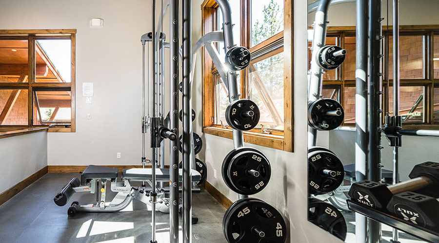 Fitness at Whitetail Club