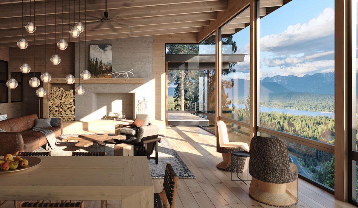 Highlands Living Room